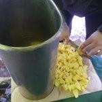 Картошечка для борща